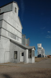 Paoli, CO old grain elevators.