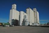 Paoli, CO grain elevators.