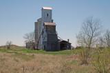 Willard, CO grain elevators.