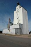 Yuma, CO grain elevator.