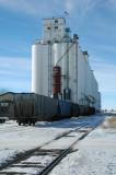 Haxtun, CO grain elevator.