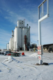 Haxtun, CO grain elevators.