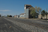 New Mexico grain elevators.