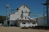 Mead, CO old grain elevator.