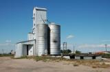 Ault, CO old grain elevator.