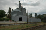 Lenore, ID grain elevator.