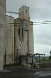 Genesse, ID grain elevator.