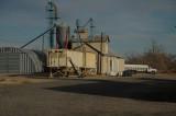 Boone, CO grain elevator.