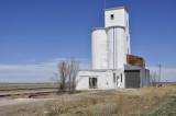 Hillrose, CO grain elevator.