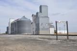 Platner, CO old grain elevators.