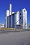 Grain elevator-Downey, ID