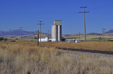 Grain elevator-Virginia, ID