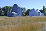 Grain elevator-Marysville, ID