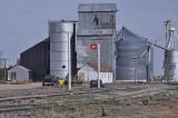 Bethune, CO grain elevator.