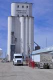 Siebert, CO grain elevator.