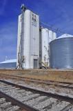 Arriba, CO grain elevator.