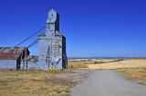 Drummond ,ID old grain elevator.