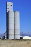 Tetonia, ID grain elevator.