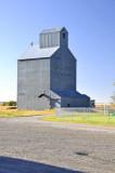 Tetonia, ID old grain elevator.