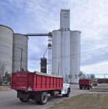 Maywood, NE grain elevator.