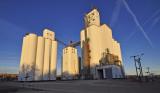 Wauneta, NE grain elevators.