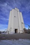 Sterling, CO grain elevator.
