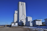 Tillotson Construction Company/Denver, CO-Builder Grain Elevators.