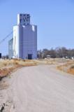 Enders, NE grain elevator.