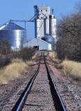 Palisade, NE grain elevator.