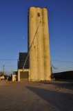 McCook, NE grain elevator.