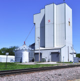 Merrill, IA feed mill.