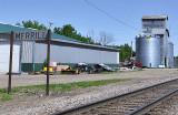 Merrill, IA old grain elevator.