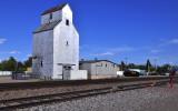 Royalton, MN old grain elevator.