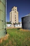 Nunn, CO grain elevator.