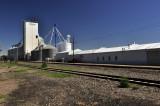 Eaton, CO grain elevator. (feed mill)