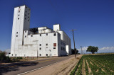 Lucere, CO grain elevator and mill.