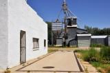 Serverance, Co old grain elevator.