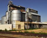 Greeley, CO old grain elevators.