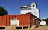 Greeley, CO old grain elevator.
