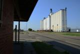 Gurley, NE grain elevator.