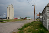 Rushville, NE grain elevator.