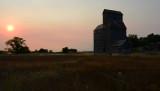 Crookston, NE old grain elevator.