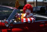 Clownin' Around with Ronald McDonald