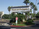 Tour Bus takes us to the Famous Hotel Del Coronado-known simply as the Del