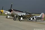 P-51 Ain't Misbehaven