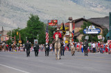 2011 Cody Wy 4th of July Parade