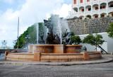 Fountain at Paseo La Princesa, OSJ