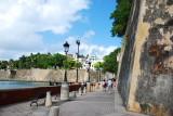 Walk alongside the city walls, OSJ
