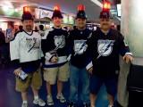 Pittsburgh Penguins vs. Tampa Bay Lightning - January 10, 2008