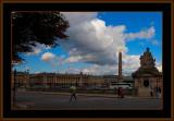 MY PARIS AUGUST 2011 #1 = CONCORDE, MONTMARTRE and VERSAILLES